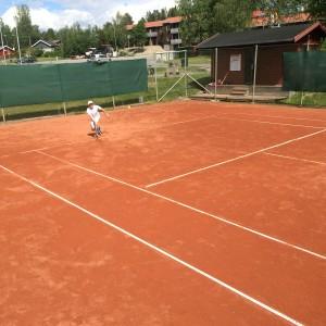 Jørn Jantzen i aksjon i finalen
